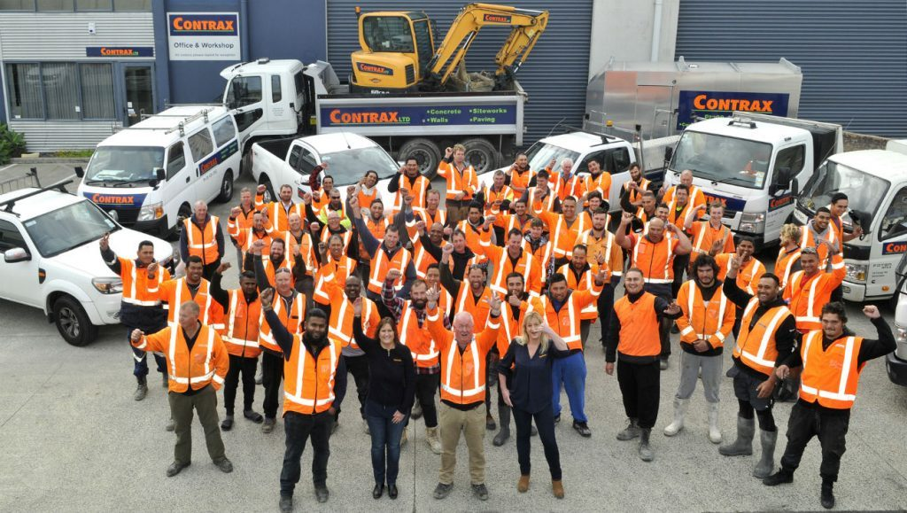 Contrax Civil Contractors Auckland - Meet our Team